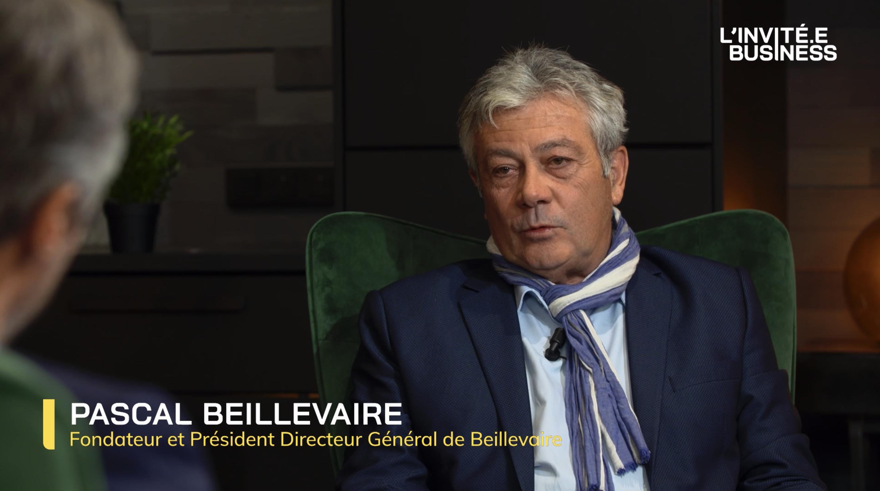 L'émission longue - Pascal Beillevaire, Fondateur et Président Directeur Général du Groupe Beillevaire