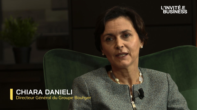 Chiara Danieli, Directeur Général du Groupe Bouhyer