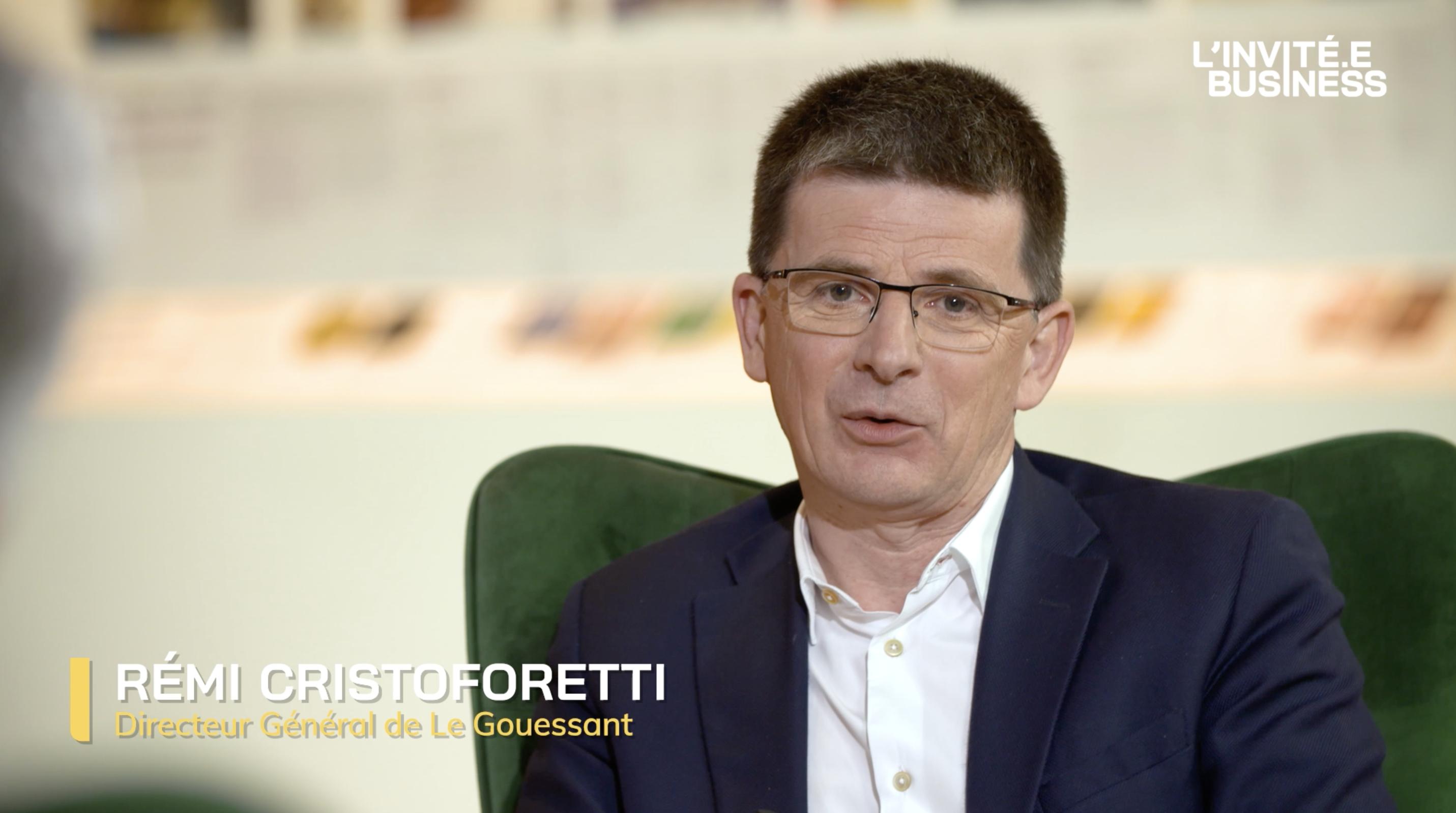 Rémi CRISTOFORETTI, Directeur Général de Le Gouessant / Terres de Breizh